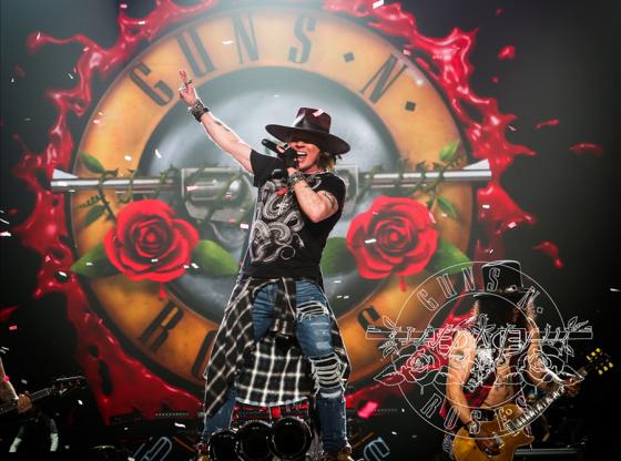 Pressematerial: Live Nation / Foto: Guns N` Roses