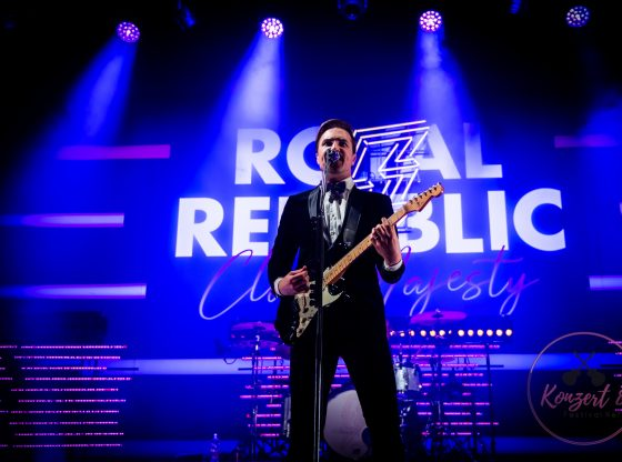 Royal Republic_Köln_13.12.2019_Copyright by Stefan Claus_Konzert & Festival Nerd_Essen - Germany 2019