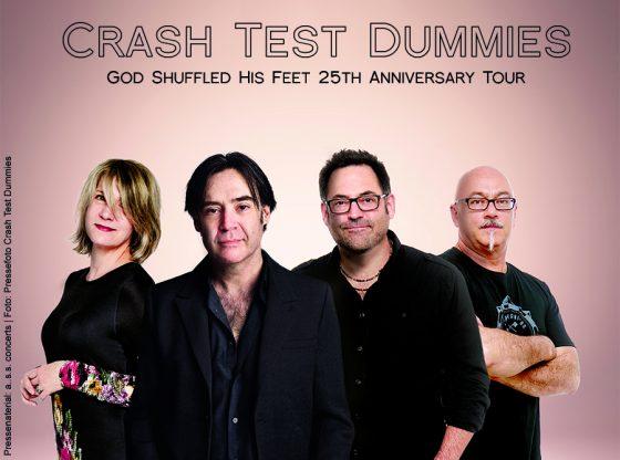 Pressenaterial: a..s.s. concerts | Foto: Pressefoto Crash Test Dummies