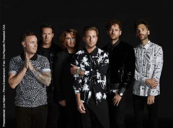 Pressenaterial: Live Nation – Prime Entertainment | Foto: One Republic Pressshot CAA